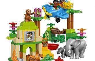 8 видов конструктора Lego