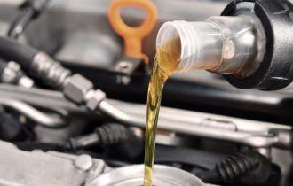Масло для бензинового двигателя