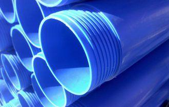 Пластиковые трубы для скважины