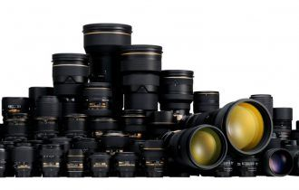 8 видов объективов для canon