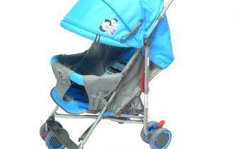 5 видов детских колясок
