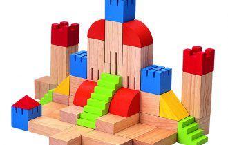 10 видов пластмассовых конструкторов