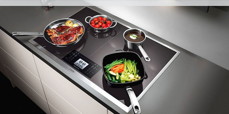 Электрическая плита настольная с духовкой