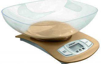Кухонные весы с измерением объема