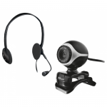 Веб-камера с гарнитурой
