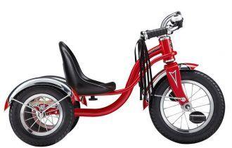 Бюджетный трехколесный велосипед