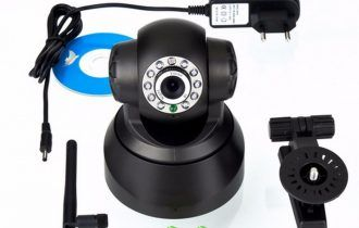 Веб-камера для слежения