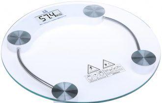 Напольные стеклянные весы