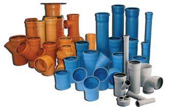 Пластиковые трубы для канализации