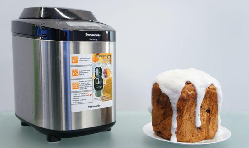 Хлебопечь для кекса