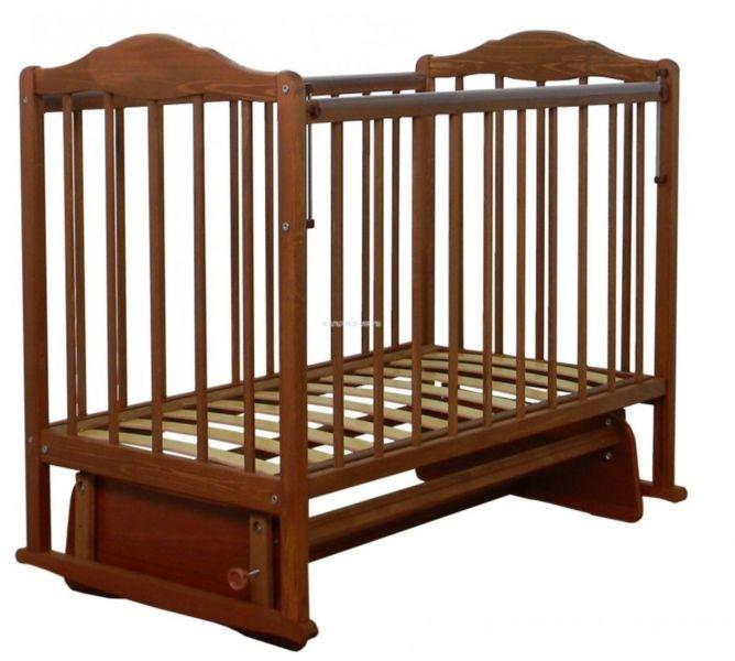 Маятниковая кроватка