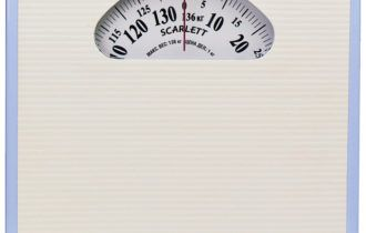 8 видов напольных весов