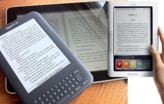Электронные книги с экраном 10″