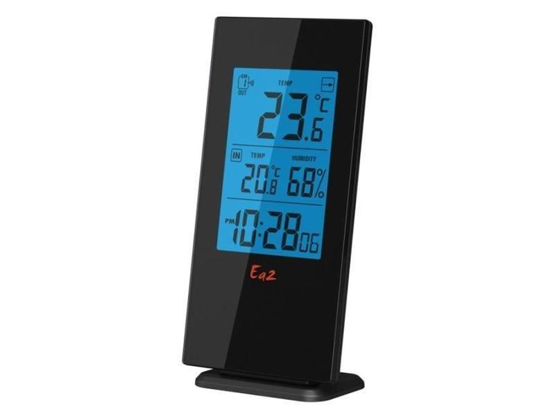 Термометры с часами