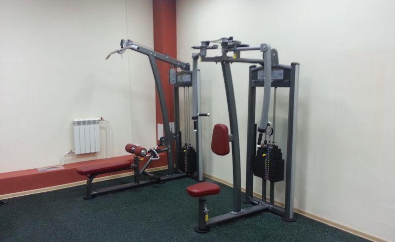 Тренажеры со встроенным весом