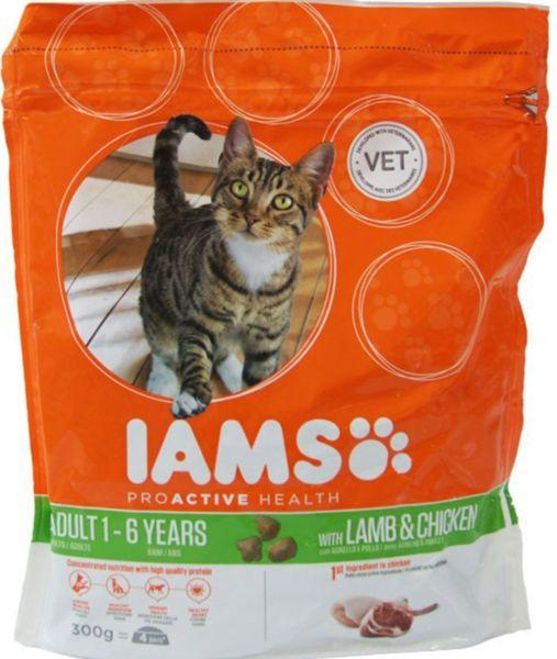 30% белка для кота