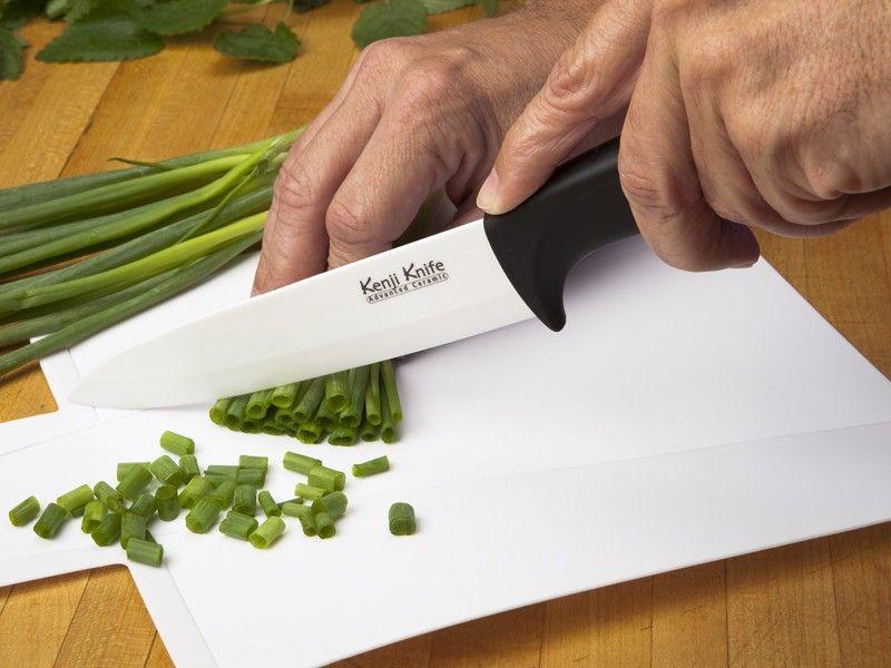 Недостатки кухонных ножей с керамическим лезвием
