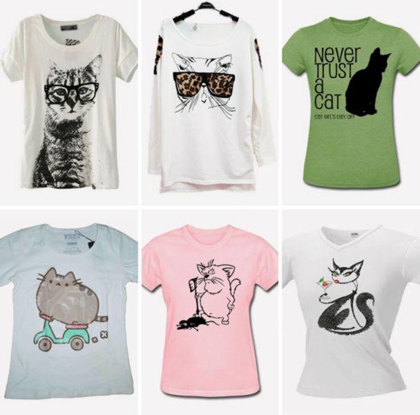 Советы по выбору футболок для женщин