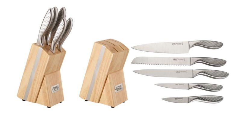 Критерии выбора набора кухонных ножей