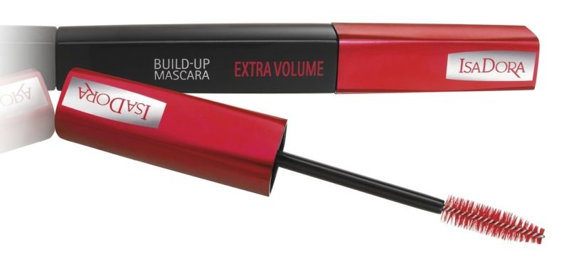 IsaDora Build-upExtraVolumeMascara