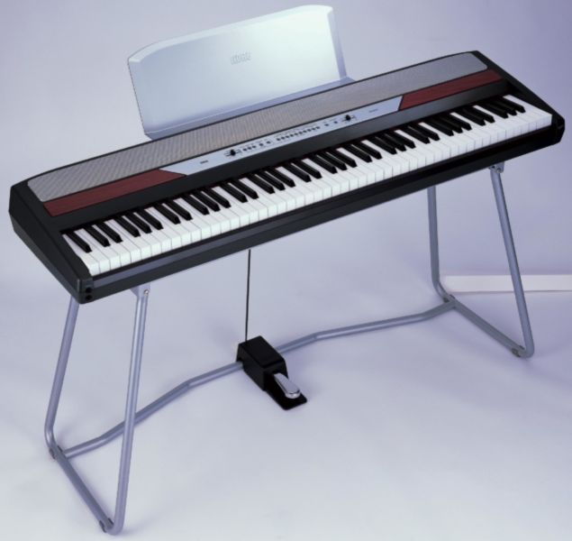 Виды цифровых фортепиано
