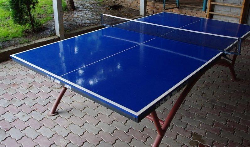 Классификация теннисных столов по уровню игроков