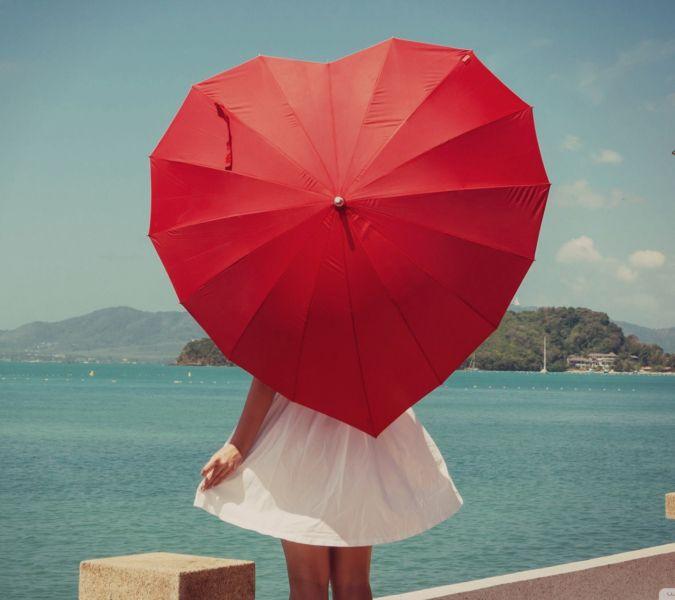 Критерии выбора зонта