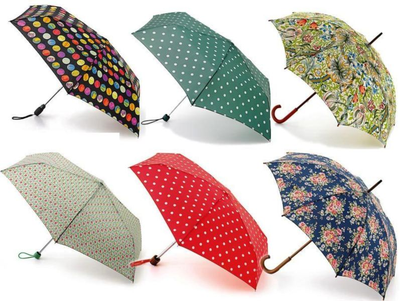 3 лучших зонтов автомат