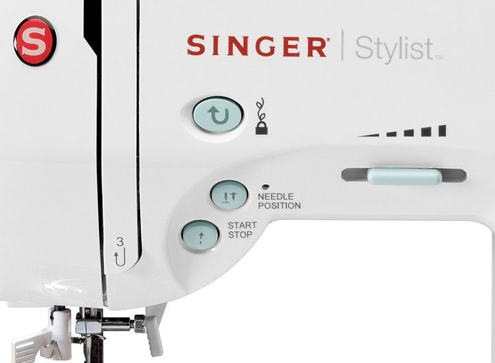 Минусы модели Singer Stylist 7258:
