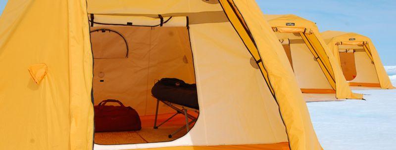 Двухслойная палатка Arctic Oven 8.