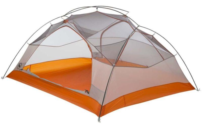 Трехсезонная двухслойная палатка Big Agnes Copper Spur UL2.