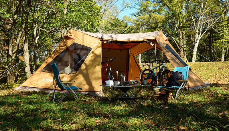 Трехсезонная четырехместная палатка Big Agnes Wyoming Trail 4.