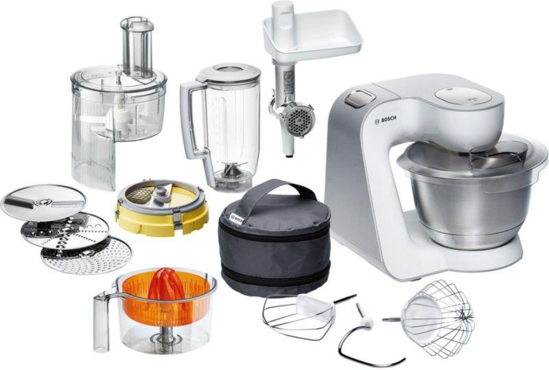 Кухонные комбайны для теста
