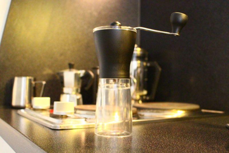 Hario Coffee Grinder Mini Mill Slim