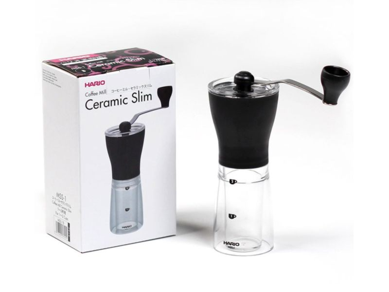 Hario Coffee Grinder Mini Mill Slim