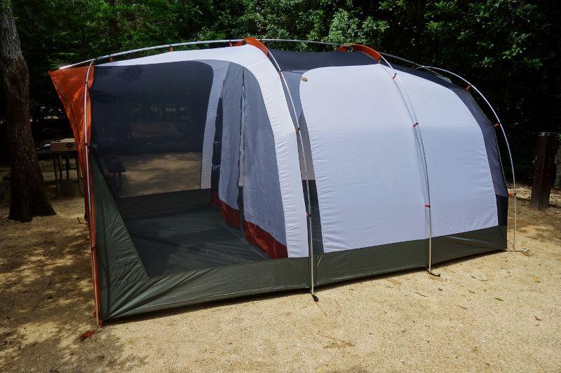 Трехсезонная палатка REI Kingdom 8