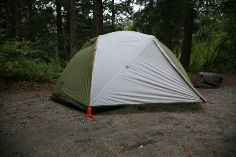 Двухместная трехсезонная палатка REI Quarter Dome 2.