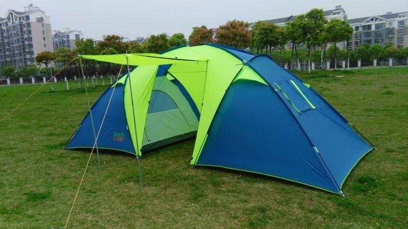 На что можно не обращать внимания при выборе палатки?