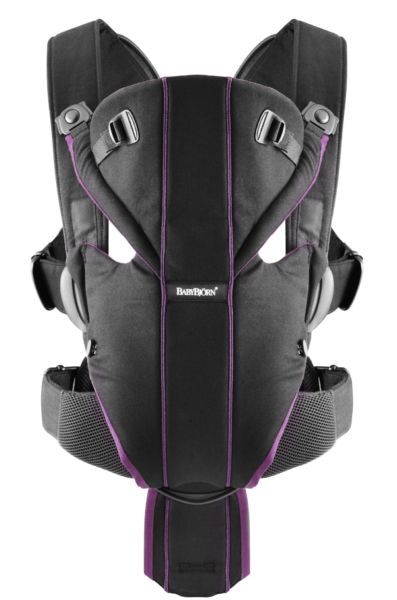 Меры предосторожности при использовании рюкзака-кенгуру
