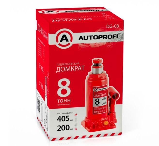 Бутылочный домкрат Autoprofi DG-08
