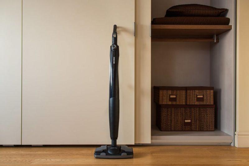 Надежный пароочиститель для ковров