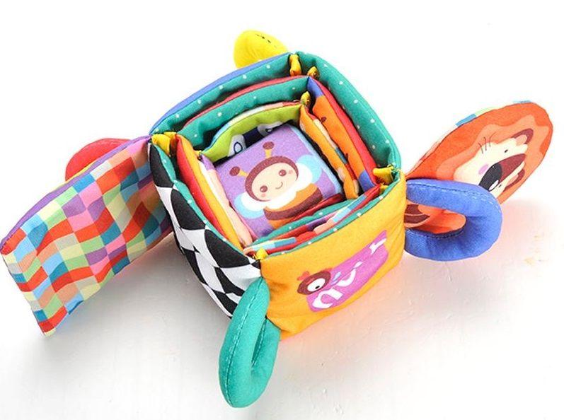 Классификация игрушек по возрастным категориям: