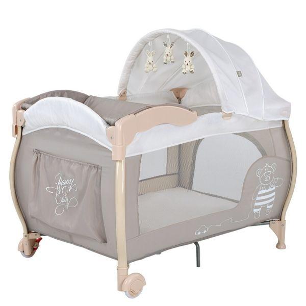 Лучший детский манеж для сна