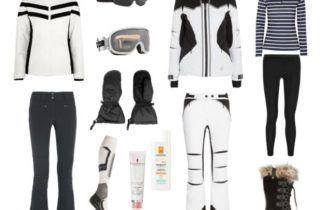 Обзор 5 видов лучшей лыжной одежды
