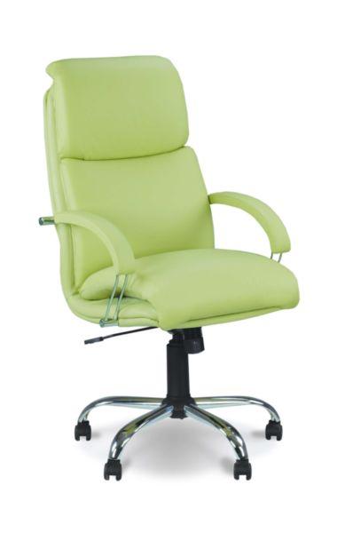 Лучшее офисное кожаное кресло