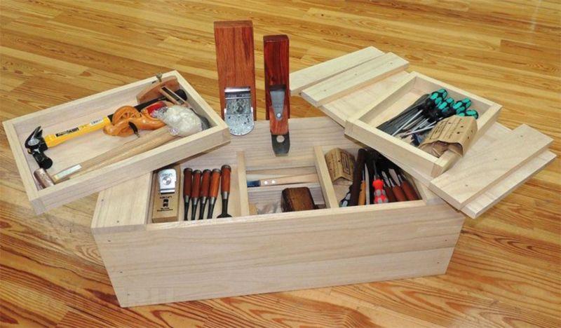Лучший ящик для инструментов на балкон