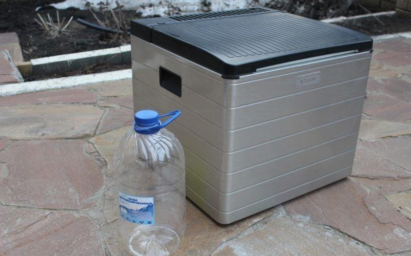 Лучший абсорбционный автохолодильник