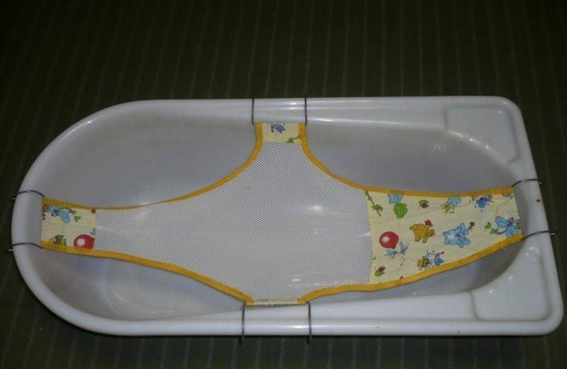 Лучший гамак в ванну