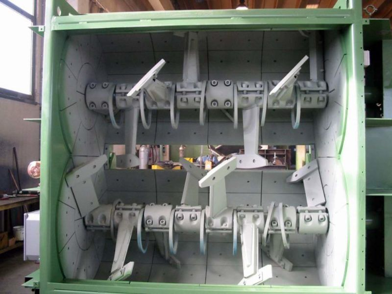 Лучшая бетономешалка для жестких смесей