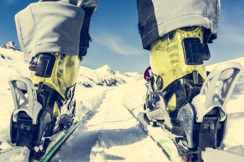 Лучшие лыжные ботинки для горных лыж